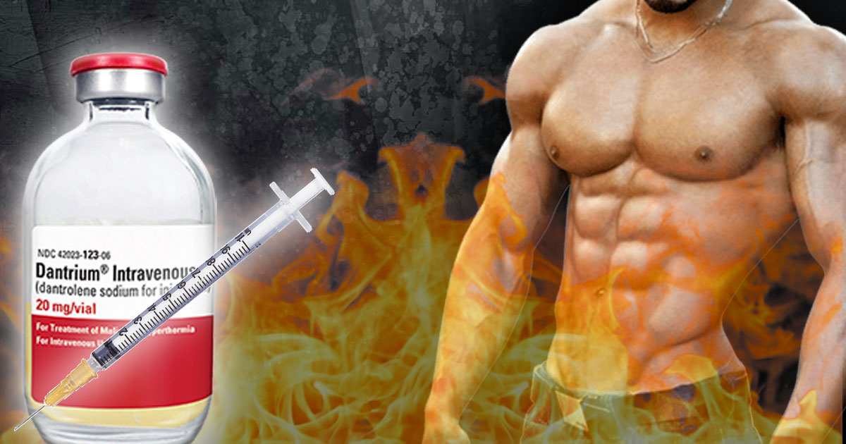 Дантролен: «противоядие» от передозировки ДНП?