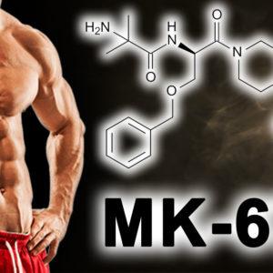 MK-677: «SARM», который повышает уровень гормона роста?