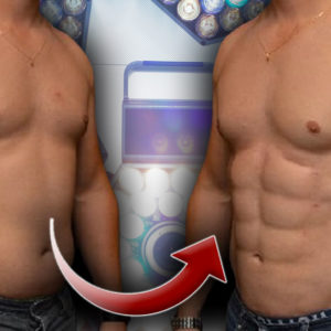 Травление живота: метод косметической хирургии помогает с шестью пакетами без имплантатов!